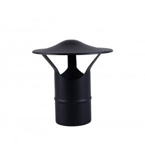 Sombrero Pellets Negro Mate
