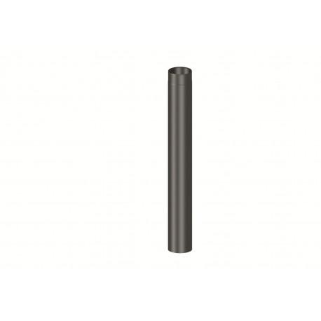 Tubo Negro 1000 MM 2 mm