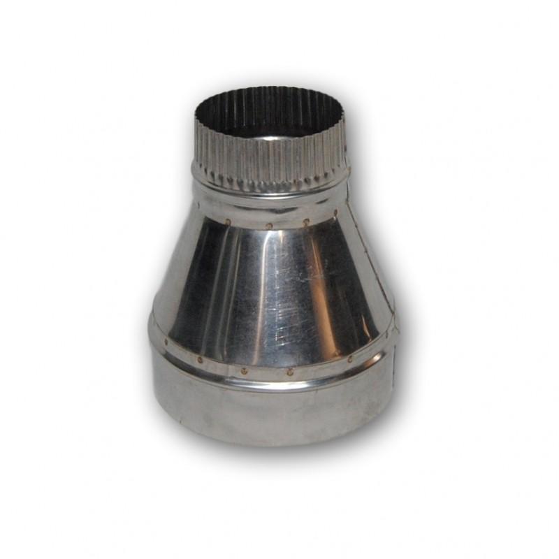 Reducción de tubos de acero