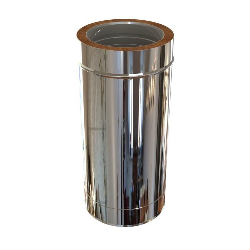 Tubos doble pellets inoxidable tuber a para calderas de pellets - Tubos chimenea acero inoxidable precios ...