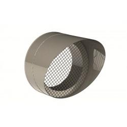 Sombrero Horizontal Pellets Inox