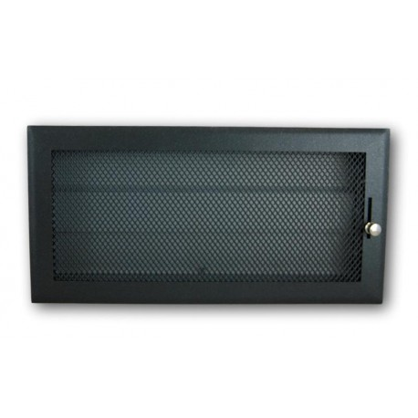 Rejilla Regulable 30x15 Negro